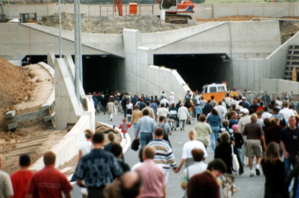 <p>Rostock Warnowtunnel</p>